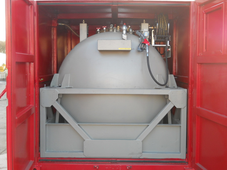 Offshore Tankcontainer